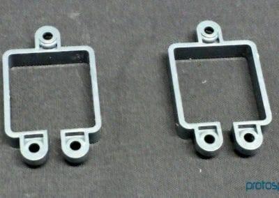 Carcasa Sensor Scanner